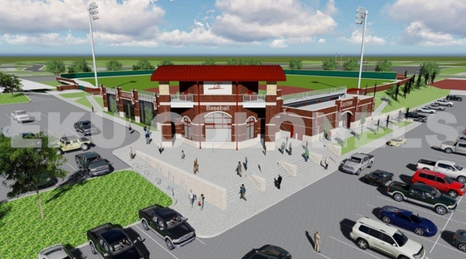 Athletics Building Projects at EKUSportsBuilds.com