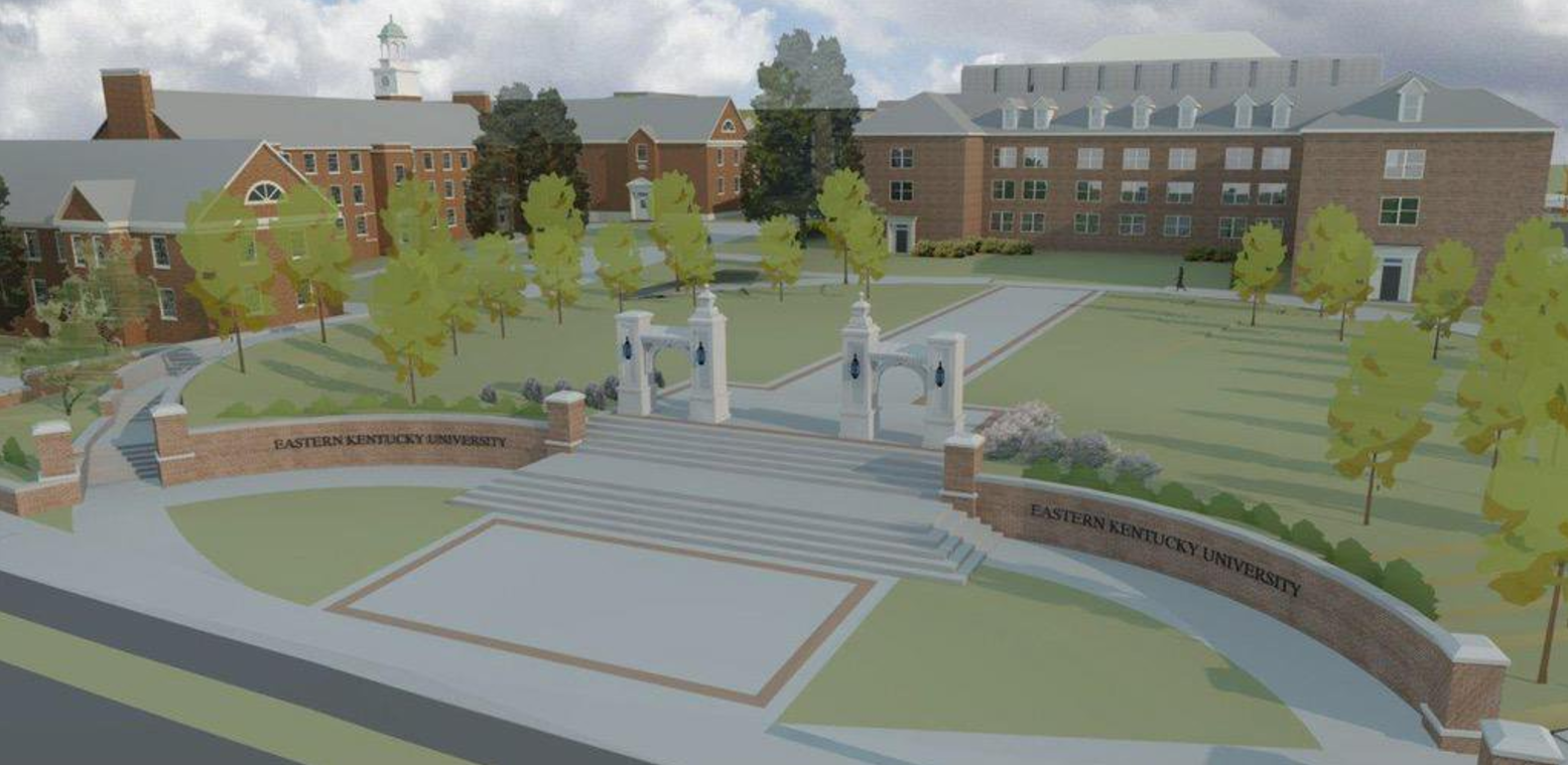 Rendering of Turner Gate